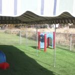 Infant yard