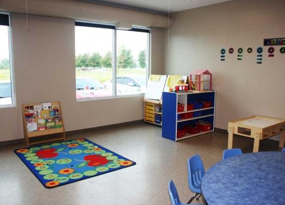 Junior Program classroom